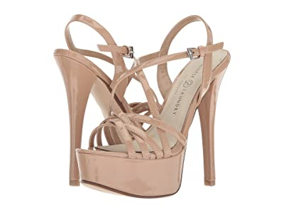 Chinese Laundry Teaser (Nude Patent) High Heels