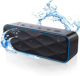 $35 » Waterproof Bluetooth Speaker, ZoeeTree S1Pro Speaker Bluetooth Wireless with 20W HD Sound & Deep Bass, Bluetooth Speakers ...