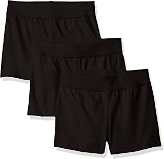 Little Girls' Jersey Short (Pack of 3)