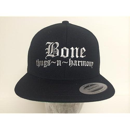Vintage Bone Thugs N Harmony Snapback Hat faed09a7954