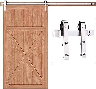 Best modern barn door hardware kits Reviews