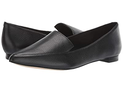 Nine West Abay Flat (Black) Women