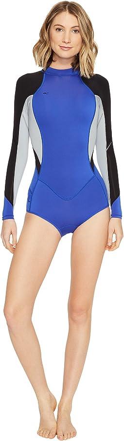 O'Neill - Bahia Long Sleeve Shorts Spring