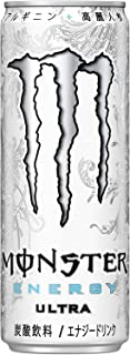 アサヒ飲料 MONSTER ENERGY (モンスター エナジー)ウルトラ355ml×96本入(24本入り4ケース)