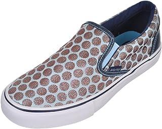 12880acd908 Baby Phat Girl's Porter Bp Polka Dot Sneakers/Slip-On Sneakers (Toddler/