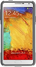 OtterBox Commuter Series Case for Samsung Galaxy Note 3 - Retail Packaging - White/Gunmetal