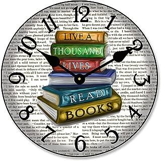 Best clock quiet book Reviews