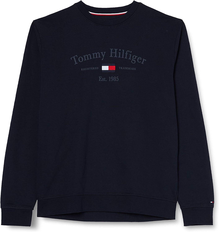 Tommy Hilfiger Arch Artwork Sweatshirt Suéter para Hombre