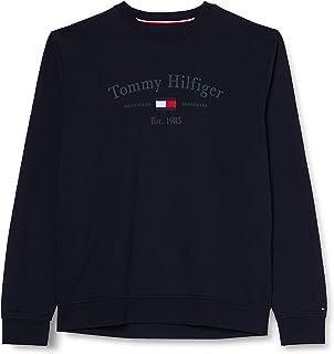 Tommy Hilfiger Men's Arch Artwork Sweatshirt Sweater