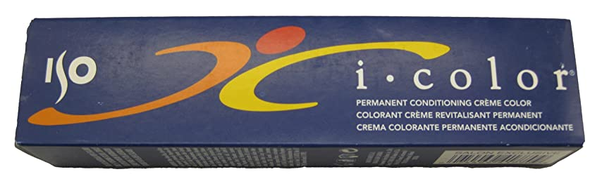 流行プレゼンター植物のIso Hair 磯I色常設コンディショニングクリームヘアカラー - カラー5RVカベルネ