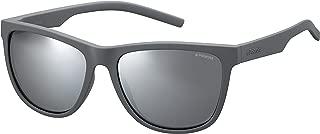 Polaroid PLD 6014/S Polarized Square Sunglasses 56 mm