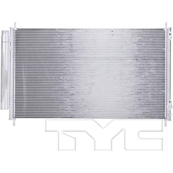 TYC 4102 Compatible with TOYOTA Prius c Replacement Condenser