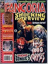 Fangoria Magazine 219 HOUSE OF 1000 CORPSES Darkness Falls ROB ZOMBIE The Flesh Eaters SPIDER Hellborn BLACK SERENADE January 2003 C (Fangoria Magazine)