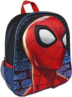 Marvel Spiderman 2100001969 à 31 cm Sac à dos effet 3D junior