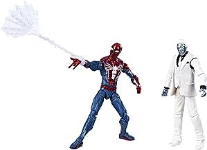 Marvel Gamerverse Spider-Man Spider-Man vs. Mister Negative 3 3/4-Inch Action Figure 2-Pack