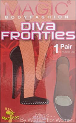 Happy Feet Diva Fronties