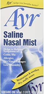 Ayr Saline Nasal Mist 50 mL (Pack of 3)