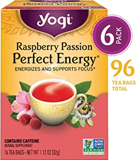 yogi vital energy tea