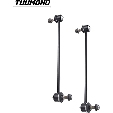 2007-2010 Saturn Outlook 2009-2017 Chevy Traverse TUUMOND Front Stabilizer Bar Link Kit K750155 Fits 2008-2017 Buick Enclave 2007-16 GMC Acadia