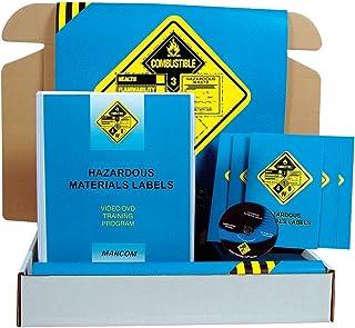 Marcom Group K0000139EM Hazardous Materials Labels DVD Training Kit