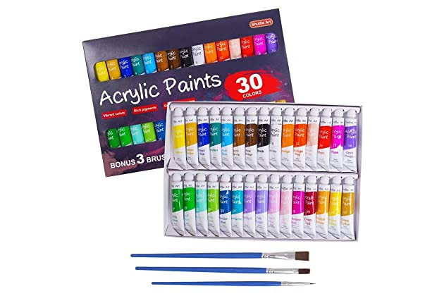 Best Acrylic Paintings For Beginners Amazon Com
