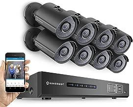 Best amcrest prohd 720p 8ch video security system Reviews