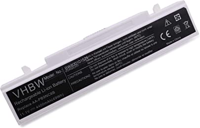 vhbw Akku passend f r Samsung 300E5A 300E5C 300E7A 300V4A 305E7A Laptop Notebook Li-Ion 4400mAh 11 1V 48 84Wh wei Schätzpreis : 19,58 €