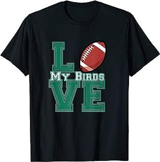Bird Gang Eagle Philadelphia Fan Gear Football Lovers T-Shirt