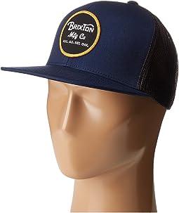 Brixton - Wheeler Mesh Cap