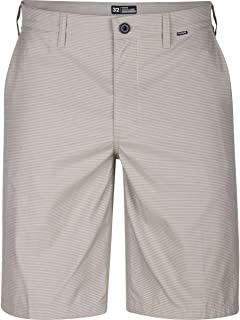 Hurley Mens One /& Only Chino Pants 42x32, Cargo Khaki