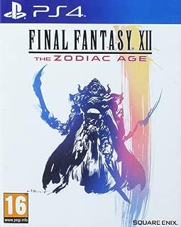 Final Fantasy XII The Zodiac Age (PS4) UK IMPORT REGION FREE