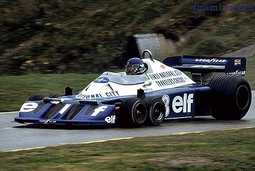 moda clasica Tyrell P34 1977 1977 1977 America GP  3 Bengt Ronnie Peterson (Model Car (japan import)  garantizado