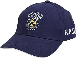 Xcostume Stranger Things Dustin Baseball Hat Cotton Snapback Adjustable Cap for Men Women