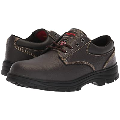 SKECHERS Work Workshire Tydfil (Brown) Men