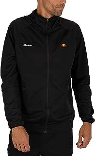 Ellesse Men's Caldwelo Track Top Jacket, Black