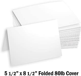 pre folded cardstock for invitations