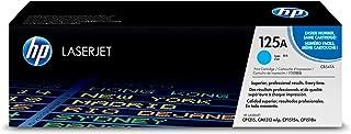 خرطوشة حبر 125a ليزر جيت من اتش بي، حبر باللون الازرق السيان [طراز cb541a]