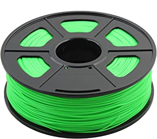 Generic HIPS Printing Supplies 3D Printer Filaments 1.75mm Dia 1 kg Green SUNLU Authorized