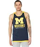 Michigan Wolverines Field Day Fashion Tank