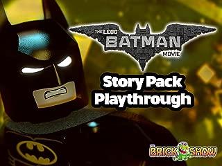 Clip: The Lego Batman Movie Story Pack Playthrough