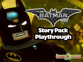 Clip: The Lego Batman Movie Story Pack Playthrough