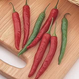 Burpee Big Thai Hybrid Hot Pepper Seeds 75 seeds