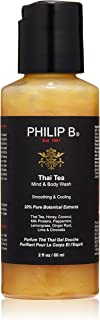 (60 ml) - Philip B Thai Tea Mind & Body Wash,2 oz