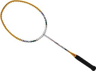 ヨネックス–Nanorayライト11i iSeries nr-lt11iexホワイトオレンジバドミントンラケット( 5u-g5)