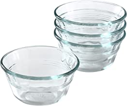 Pyrex 6-Ounce Custard Cups, Set of 4
