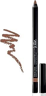 Jolie Cosmetics Waterproof Gel Lip Liner - Super Smooth, Extra Long-Wear (Cocoa Loco)