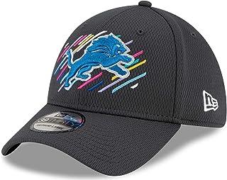 New Era - NFL Detroit Lions 2021 Crucial Catch 39Thirty - Gris