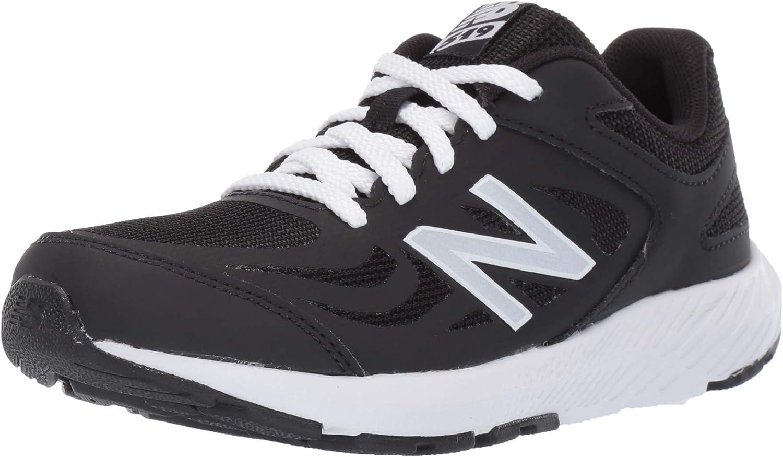 New Balance Unisex-Child 519 V1 Lace-up Running Shoe