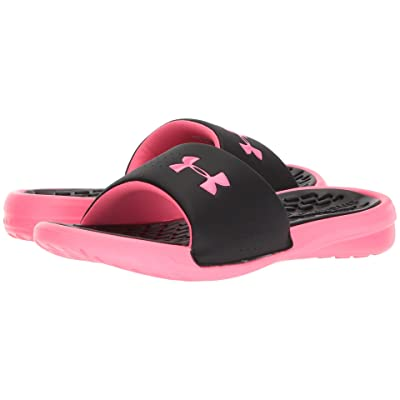 Under Armour Debut Fixed SL (Black/Cerise) Women
