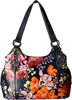 652 Large Triple Compartment Hobo